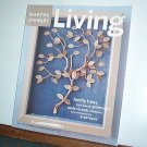Magazine - Martha Stewart Living - Free Shipping - No. 68  April 1999