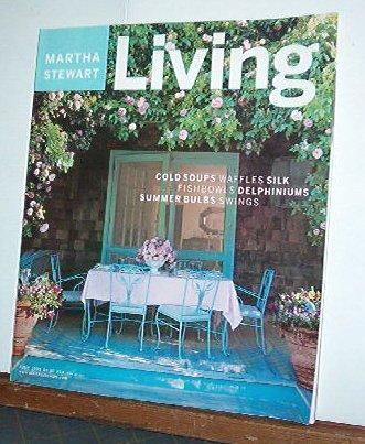 Magazine - Martha Stewart Living - Free Shipping - No. 70 June 1999