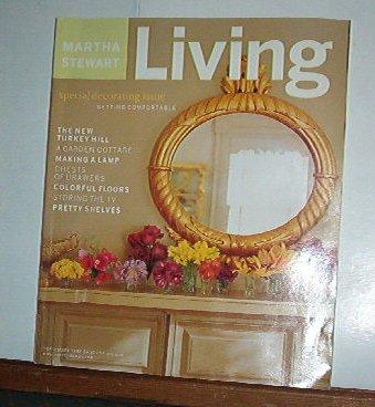 Magazine - Martha Stewart Living - Free Shipping - No.  72  September 1999