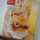 Magazine - Martha Stewart Living - Free Shipping - No. 81 July/August 2000