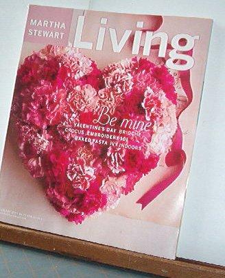 Magazine - Martha Stewart Living - Free Shipping - No. 87 February 2001