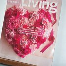 Magazine - Martha Stewart Living - Free Shipping - No. 87 February 2001