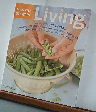 Magazine - Martha Stewart Living - Free Shipping - No. 103 June 2002