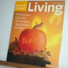 Magazine - Martha Stewart Living - Free Shipping - No. 107  October 2002