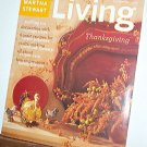 Magazine - Martha Stewart Living - Free Shipping - No. 108  November 2002
