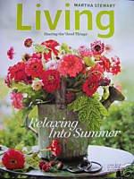 Magazine - Martha Stewart Living - Free Shipping - No.  163 June 2007