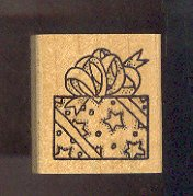 """Rubber Stamp Scrapbooking - Wood Mounted - New - Gift package - 1.5X1.5"""""""