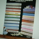 Cross Stitch Pattern, BORDERS BORDERS BORDERS by Graphique Needle Arts Book 15