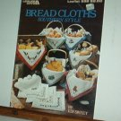 Cross Stitch Pattern,  BREAD CLOTHS SOUTHERN STYLE 10 designs by Edi Sweet
