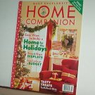 Magazine - Mary Engelbreit - HOME COMPANION - Like New - Free Shipping - December 2004