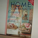 Magazine - Mary Engelbreit - HOME COMPANION - Like New - Free Shipping - June 2005