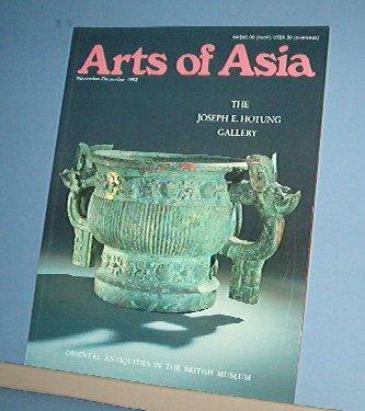 Magazine  - ARTS OF ASIA - Like New  - Nov/Dec 1992