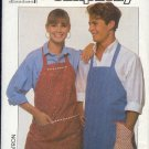 Sewing Pattern Simplicity 0009 Easy Apron for men and women All sizes