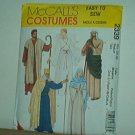 Sewing Pattern McCall's 2339 Nativity Costumes  Size 36-38