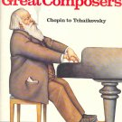 Book - Coloring Book - Great Composers - plus biographys...nice for homeschool.  0883880466