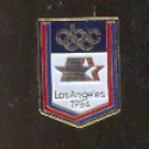 Pin - Collector Pins - Olympic Games 1984 Los Angeles - ABC Media