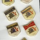 Pin - Collector Pins - Olympic Games 1984 Los Angeles - Bud Beer Set 7 Pins