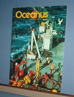 Magazine Ships Free in US  Vintage OCEANUS Oceanography Carbon Dioxide Summer 1983 Vol 26 #2