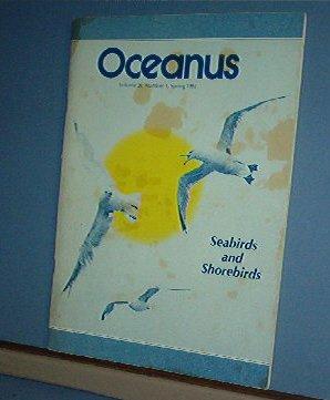 Magazine Ships Free in US  Vintage OCEANUS Oceanography Sea Birds Spring 1983 Vol 26 #1