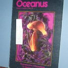 Magazine Ships Free in US  Vintage OCEANUS Oceanography Adaptations Fall 1991 Vol 34 #3