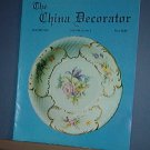 Magazine THE CHINA DECORATOR Free Ship in US Porcelain Painting January 1997