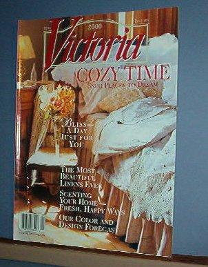 Magazine - VICTORIA - Like New - - January 2000