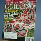 Magazine - BH&G American Patchwork & Quilting Sewing Patterns April 2004 #67