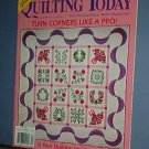 Magazine - Quilting Today, ugust 1993