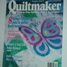 Magazine -Quiltmaker No. 72 March April 2000 Museum Pieces