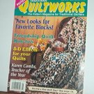 Magazine - Traditional Quiltworks No.49 May 1997 favorite blocks and friendship how-tos