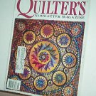 Magazine - Quilter's Newsletter - Quilting, Sewing, Patterns No. 319 Jan/Feb 2000