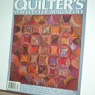 Magazine - Quilter's Newsletter - Quilting, Sewing, Patterns No.275 September 1995