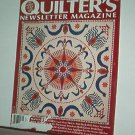 Magazine - Quilter's Newsletter - Quilting, Sewing, Patterns No274 July/Aug 1995
