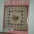 Magazine - Quilter's Newsletter - Quilting, Sewing, Patterns No. 271 April 1995