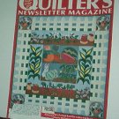Magazine - Quilter's Newsletter - Quilting, Sewing, Patterns No.234 July/Aug 234