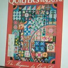 Magazine - Quilter's Newsletter - Quilting, Sewing, Patterns No 175 September 1985