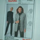 Sewing Pattern Bruda Classic long jacket Sizes 10 - 22
