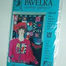 Sewing Pattern Pavelka Designs PV 24 Folk Tales Appliques for Sweatshirt jacket