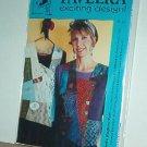 "Sewing Pattern Pavelka Designs PV 53 Ragtime Vest 32-60"" Bust"