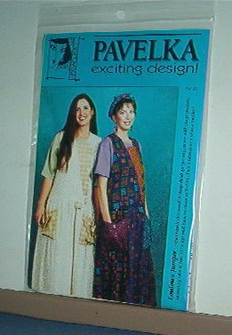 Sewing Pattern Pavelka Designs PV 31 Jumper S- XXL Big pockets