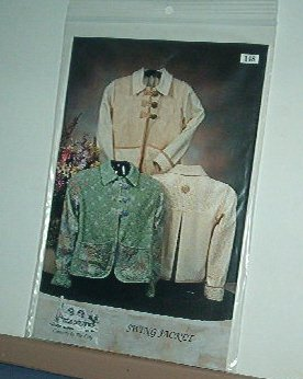 Sewing Pattern Country in the City Design Swing Jacket #148 Xsml - Xlg