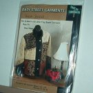 Sewing Pattern Easy Street Garments Stash Jacket Sml - 3X