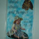 Sewing Pattern Petal Dress & Jumper and Hat SewBaby fits 6 mos to 2T Cute