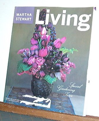Magazine - Martha Stewart Living - Free Shipping - No. 67  March 1999