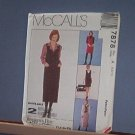 Sewing Pattern McCall's7878 Blouse and Jumper 6 8 10