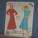 Sewing Pattern McCall's Handsome Dress  Size 16 Very Good Looking