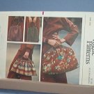 Sewing Pattern Vogue 8833 Handbags & Totes with hard handles 4 styles