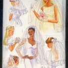 Sewing Pattern Butterick 6972 Wedding Vails for bride and attendants All sizes