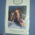 "Sewing Pattern DeCuylper Trading 135 Old Fashioned 18"" Santa with sled (included)"