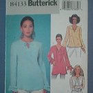 Sewing Pattern Butterick B4133 Blouse - four styles - Sizee 6 - 22